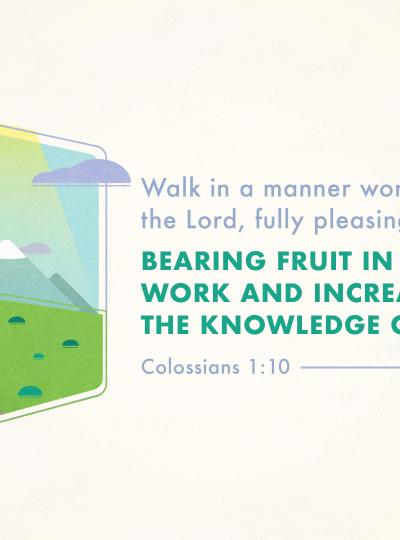 A Prayer for Spiritual Growth